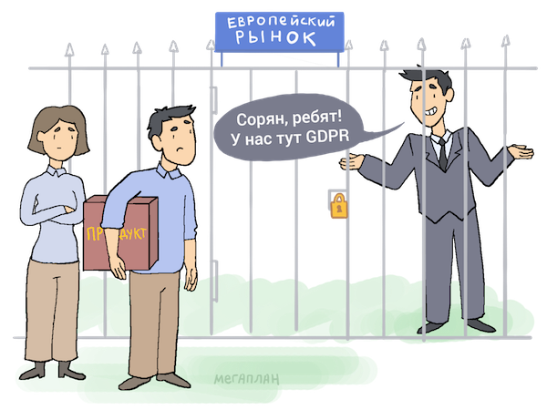 Что нужно знать оGDPR вам ивашему боссу