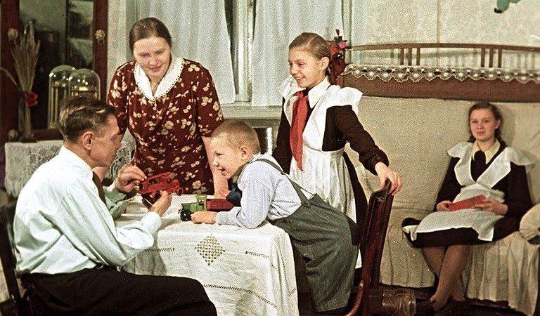 Менталитет в СССР и менталитет сейчас